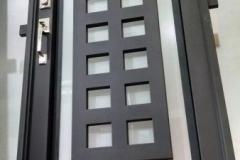 двері метал