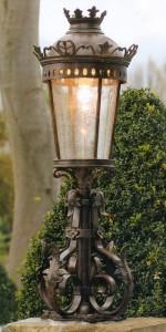 лампа кована
