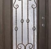 двері ковані